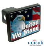 Personalized Trailer Hitch Cover - 2 inch Post
