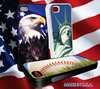Custom iPhone 5 Case Rubber- Made in the USA Durable Rubber Phone Case
