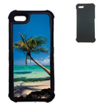 Custom iPhone 5/5S Case - Premium Rubber Sleeve with Reinforced Corners **TOP SELLER**