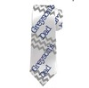 Personalized Neck Tie DOUBLE SIDED - 3.5 in x 56 in