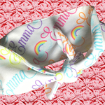 Personalized Knotted Baby Headband - 18 Months