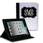 Custom iPad Case - Leather Case for iPad 2, 3, 4