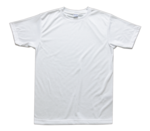 (All Over) Mens Basic Short Sleeve T-Shirt - Size: L