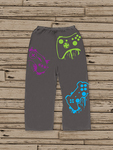 Youth Personalized Pajama Pants - Small