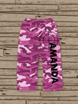 Youth Personalized Pajama Pants - Medium