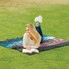 "Personalized Picnic Blanket - 50"" x 59"" Custom Photo Blanket"