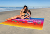 "60"" x 72"" Over-Sized Beach Towel - King Size Beach Blanket"