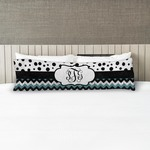 "Custom Body Pillow Minky Cover - 20.5"" x 54"" Minky Body Pillowcase"