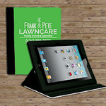 iPad Air Leather Case with Stand