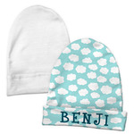 Personalized Baby Beanie Hat 0-6M