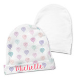 Personalized Baby Beanie Hat 12-18M