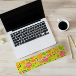 "Custom Keyboard Wrist Rest - 17.75"" x 4"" x .5"" Wrist Pad"