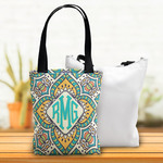 "Custom Canvas Tote Bag - 13"" x 13"" Double-Lined Custom Tote"