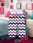 Youth Personalized Pajama Pants - XSmall