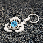 Custom Fidget Spinner Keychain - Anchor