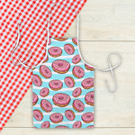 "Square Bottom Custom Youth Apron - 12"" x 18"" Kids Apron"