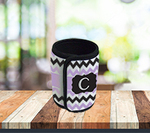 Custom Photo Koozie with Black Border - Wraparound Style Personalized Koozie