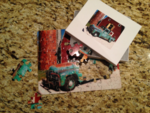"Personalized Photo Jigsaw Puzzle - 30 Piece, Gloss Finish, 7.5"" x 9.5"""