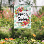 "Custom Yard Flag - FLAG ONLY, 12"" x 18"""