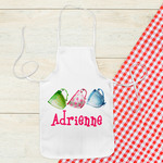 "Custom Youth Apron - 12"" x 18"" Kids Apron"