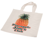 "Personalized Tote Bag 15""x16""- White bag with 10""x10"" imprint area"