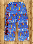 Personalized Pajama Pants - Size: Extra Large