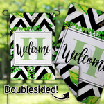 "Double-Sided Custom Garden Flag - Flag Only 11"" x 18"""