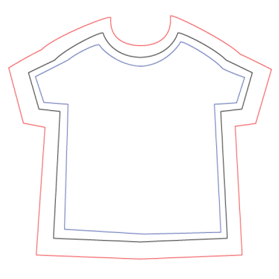 Toddler All-Over Printed Sublimation T-Shirt, Vapor Apparel Toddler